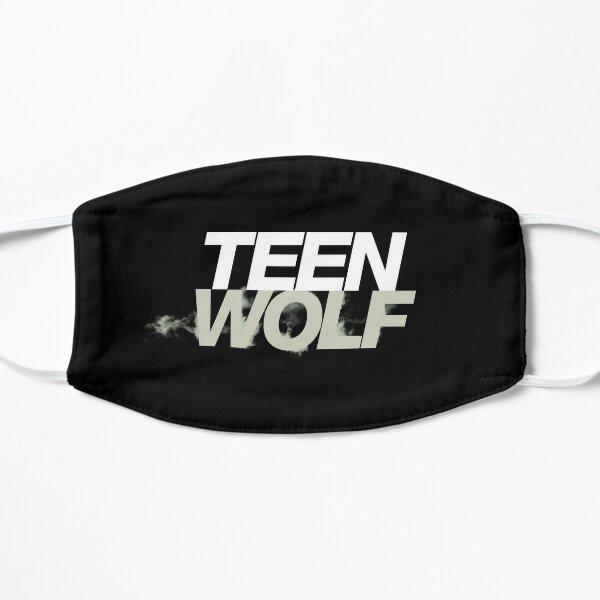 teen wolf Mascarilla plana