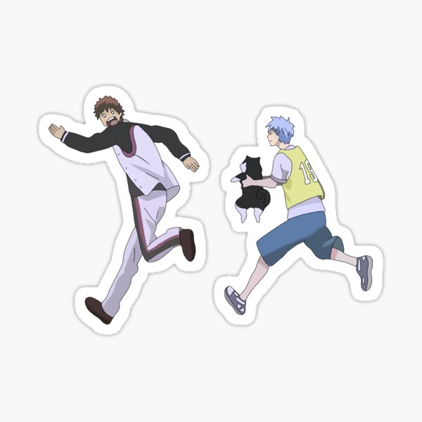 Kuroko et Kagami Sticker
