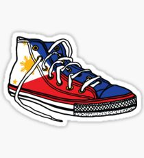 Pinoy Shoe Sticker