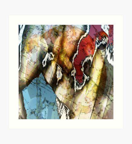 Neuland Art Print