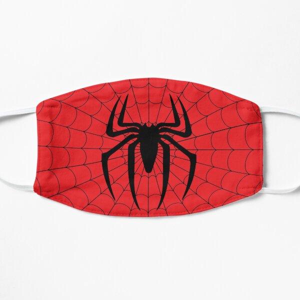 Spider In Spider Web Mask