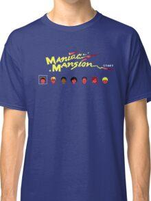 Maniac Mansion Classic T-Shirt
