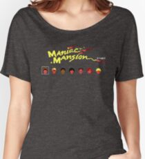 Maniac Mansion Women's Relaxed Fit T-Shirt