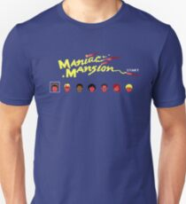Maniac Mansion Unisex T-Shirt