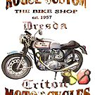 DRESDA TRITON T SHIRT by JohnLowerson