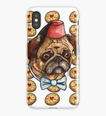 Pug & biscuits iPhone Case/Skin