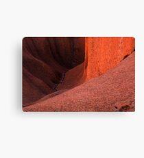 Uluru Australia Canvas Print