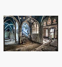 Chateau Miranda Photographic Print