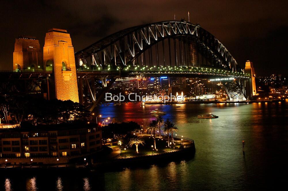 Sydney Harbour Bridge by Bob Christopher