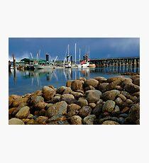 Coastal Beauty Vancouver Island Photographic Print