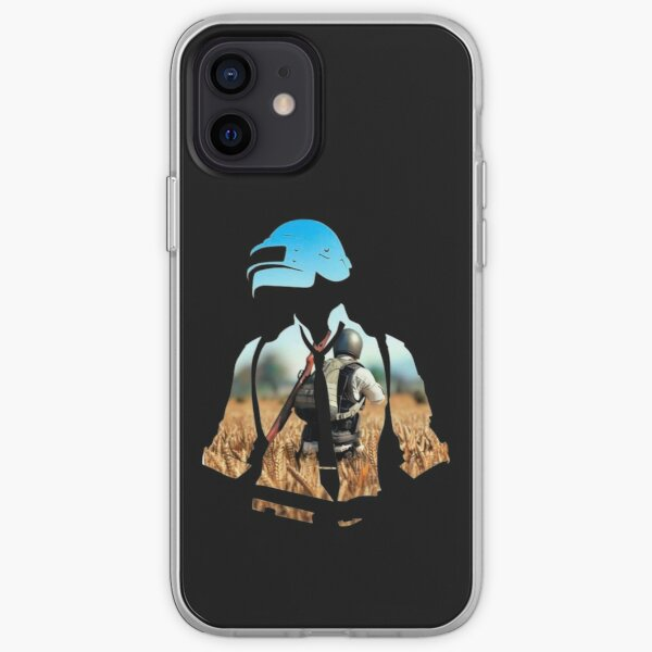 PUBG Coque souple iPhone
