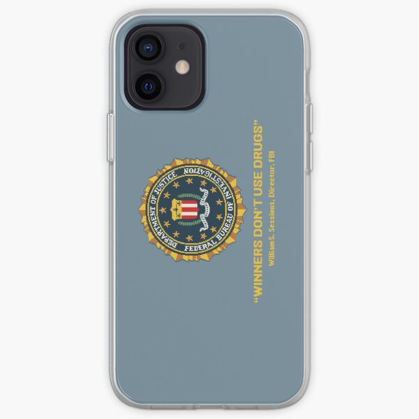 Winners Don't Use Drugs iPhone Soft Case