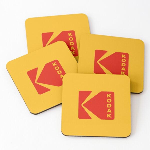 Kodak Coasters (Set of 4)