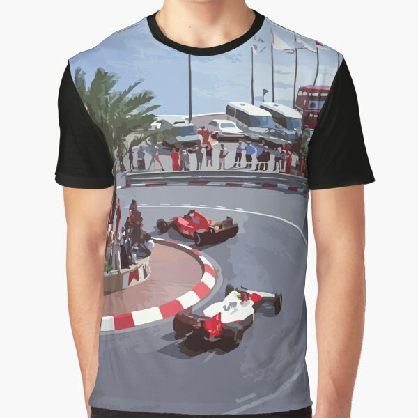 Lowes Hairpin Graphic T-Shirt