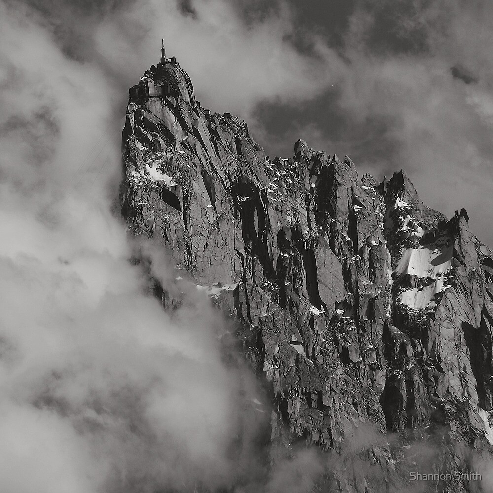 Aiguille du Midi by Shannon Smith