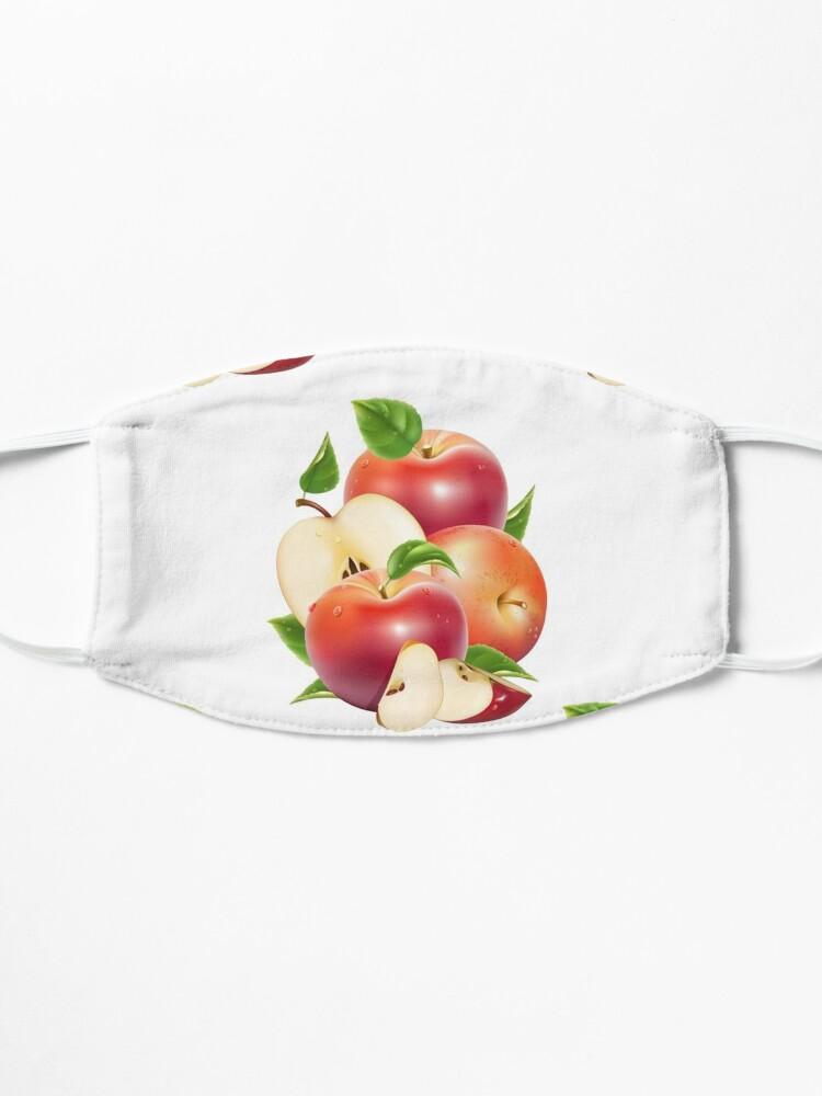 Alternate view of Apple Mask