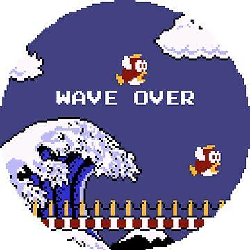Wave over by GeekandTek