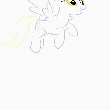 Derpy Outline by LcPsycho