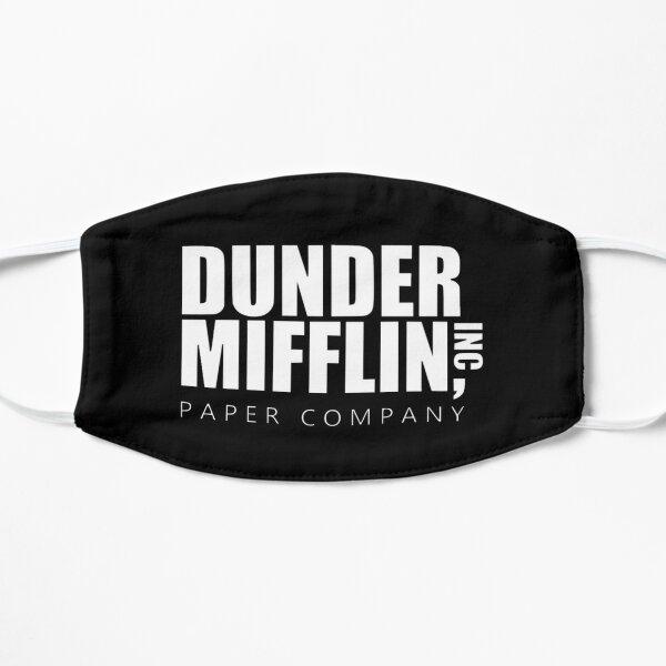 Dunder Mifflin, Inc. Flat Mask