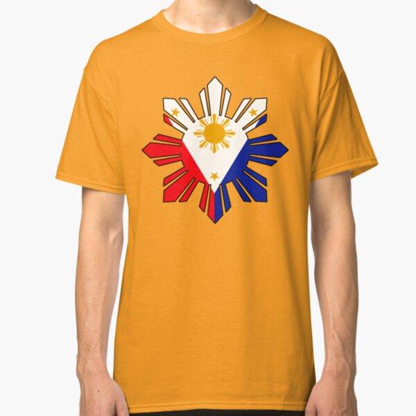 Philippine Sun Flag Classic T-Shirt