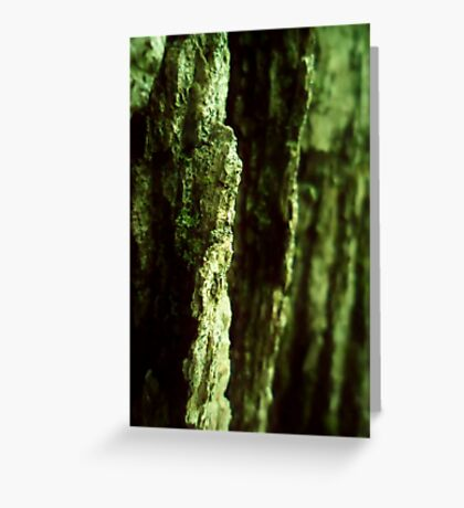 ridges Greeting Card
