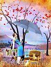 Here Comes the Rain Again by Nadya Johnson