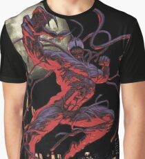 Carnage (black background) Graphic T-Shirt