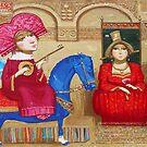 Poet and King by Tigran Akopyan