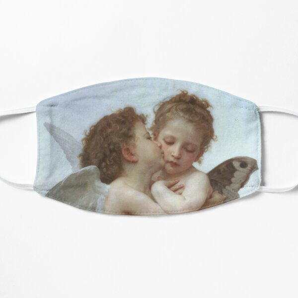 Lamour and Psyche Children – (William Adolphe Bouguereau) Mask