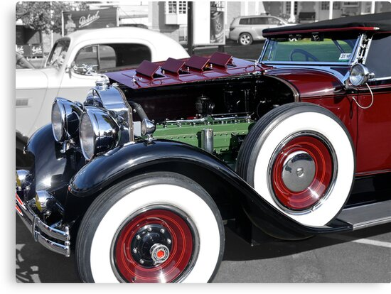 1930 Packard Roadster by Dean Wiles