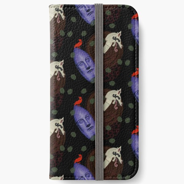 Viking pattern  iPhone Wallet