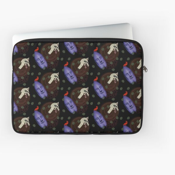 Viking pattern  Laptop Sleeve