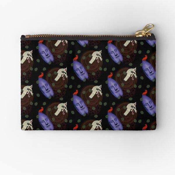 Viking pattern  Zipper Pouch