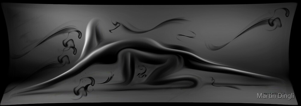 "Dance Series ""flow"" by Martin Dingli"