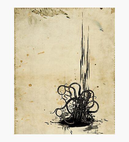 (S)INKED Photographic Print