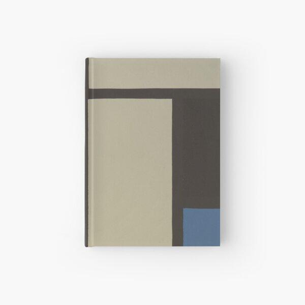 Mid Modern Block Art Hardcover Journal