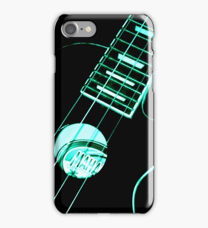 UKULELE - THROW PILLOW  iPhone Case/Skin