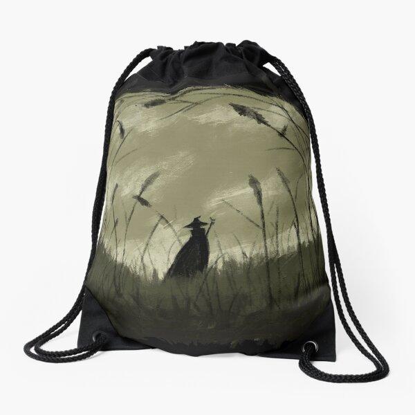 Wandering Drawstring Bag