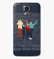 A Shirt About Nothing Case/Skin for Samsung Galaxy