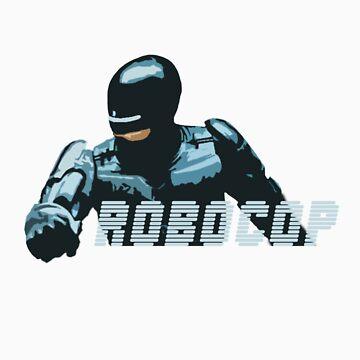 Retro Robocop by Colester
