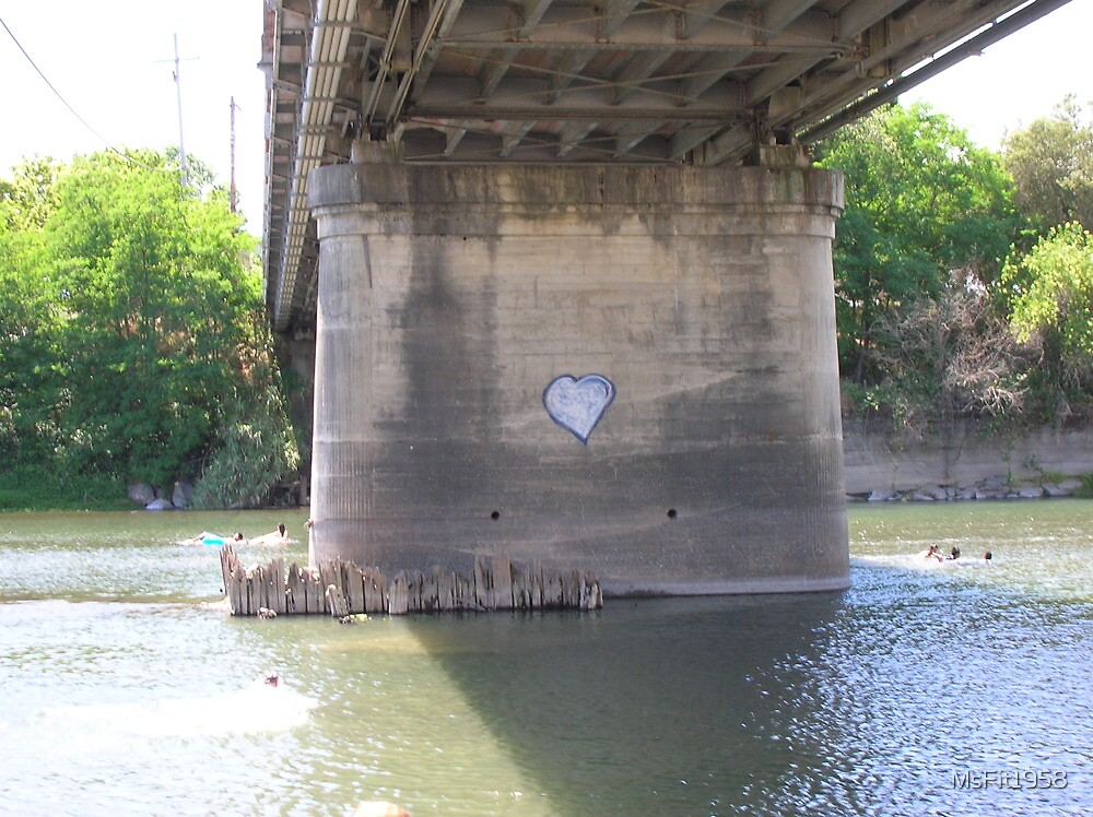 Heart of the River by MsFit1958