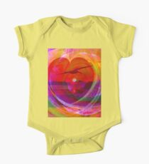 Love gives you wings One Piece - Short Sleeve