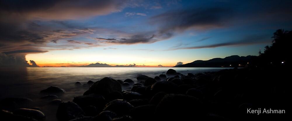 Sunrise with Liberty by Kenji Ashman