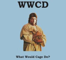 WWCD - What Would Cage Do? | Unisex T-Shirt