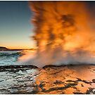 Fire Wave by Andy Eftichiou