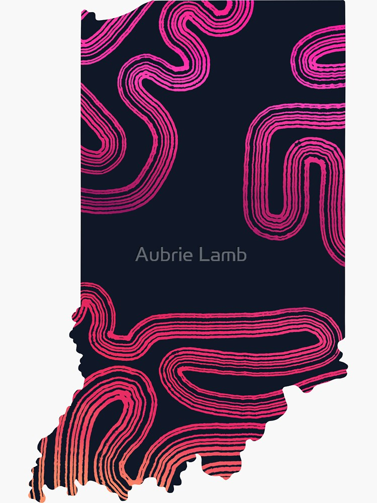 State of Indiana by Aubb