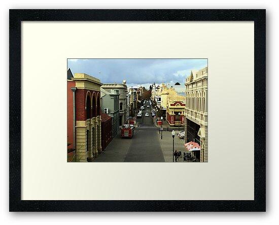 High Street Fremantle by Noel Elliot
