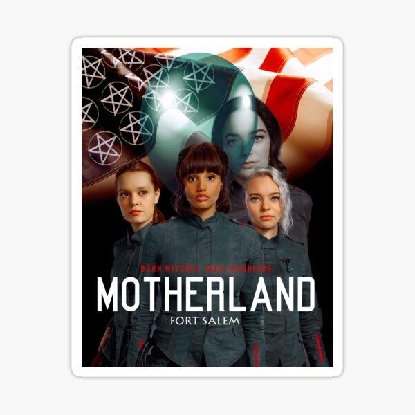 Motherland Fort Salem Poster Sticker