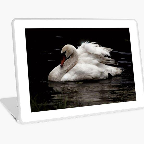 Swan Laptop Skin