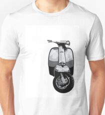 Lambretta pop art. Unisex T-Shirt